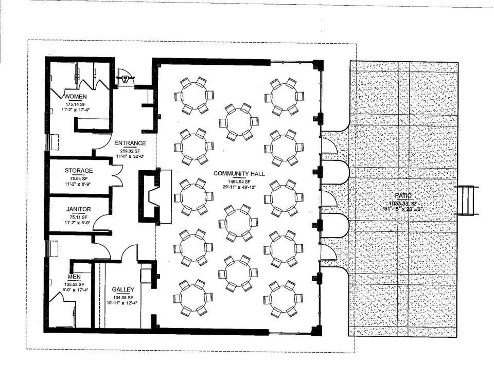 McFalls Landing Floor Plan
