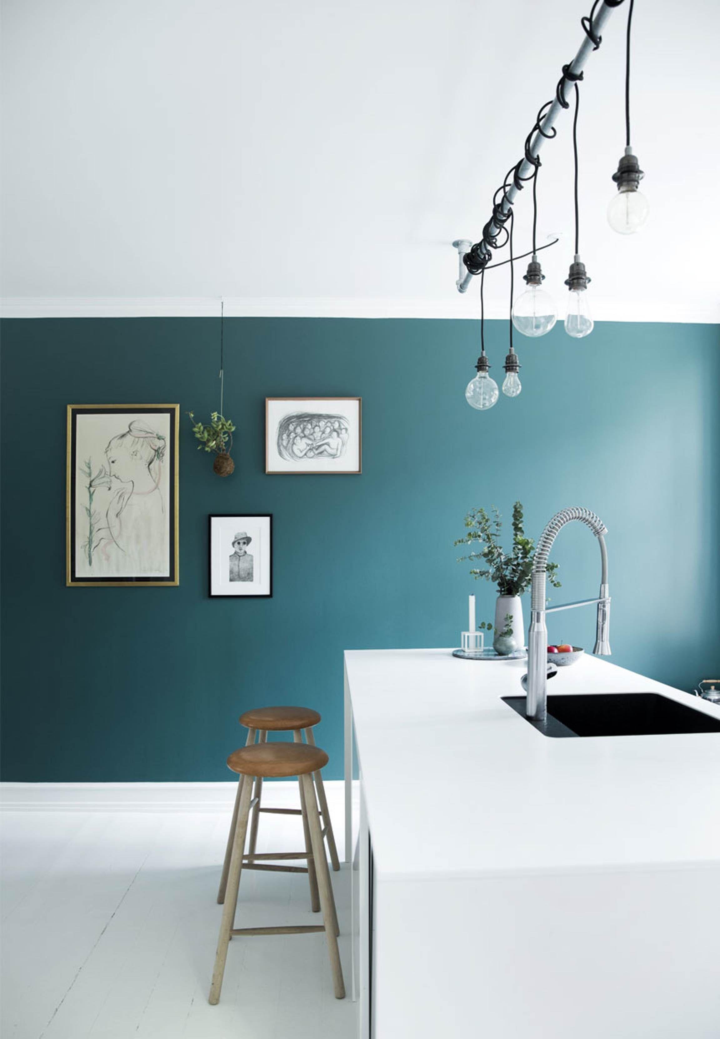 3 kleuren die niemand durft te gebruiken op de muur Muur