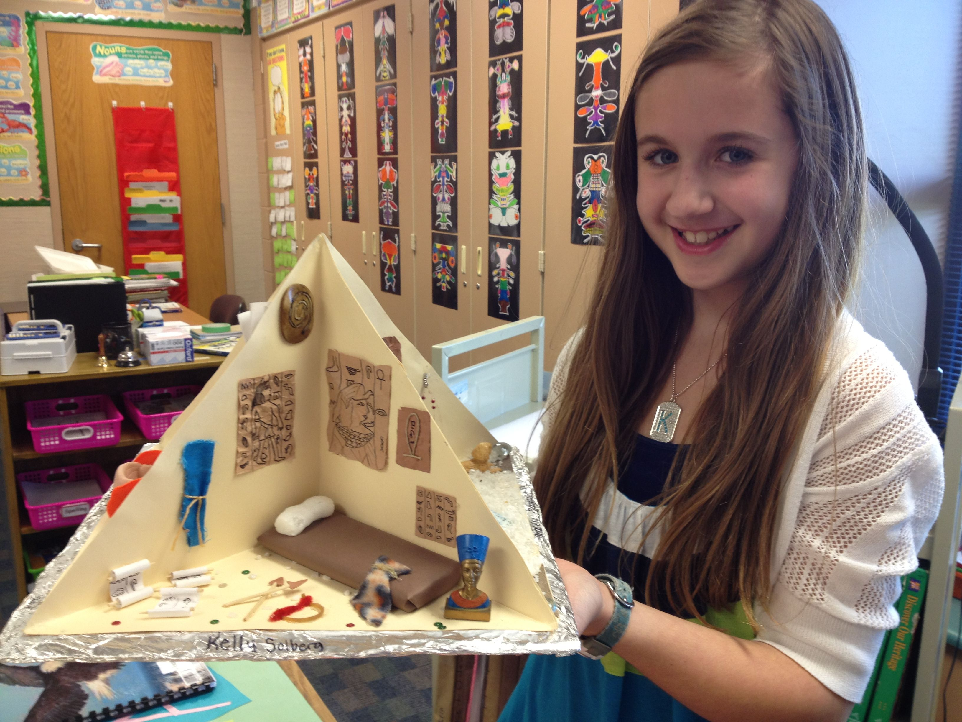 Image Result For School Project Ideas Egyptian Pyramids