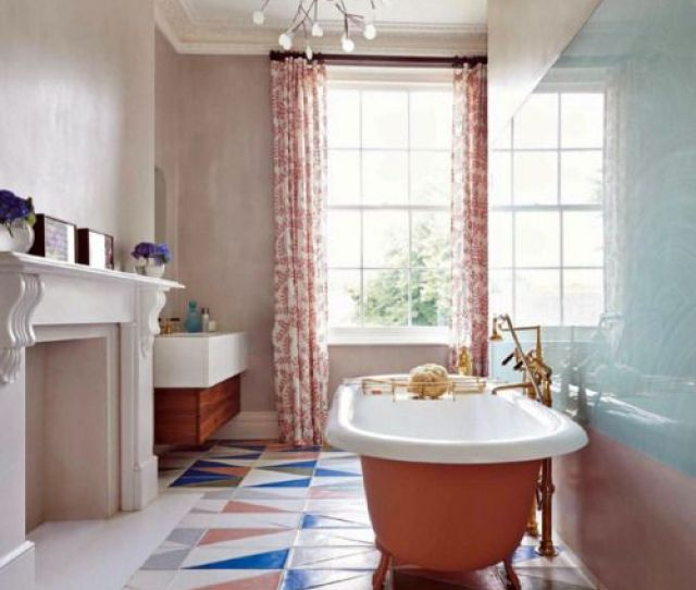 Drummonds Case Study London Townhouse Notting Hill Modern Bathroom By Drummonds