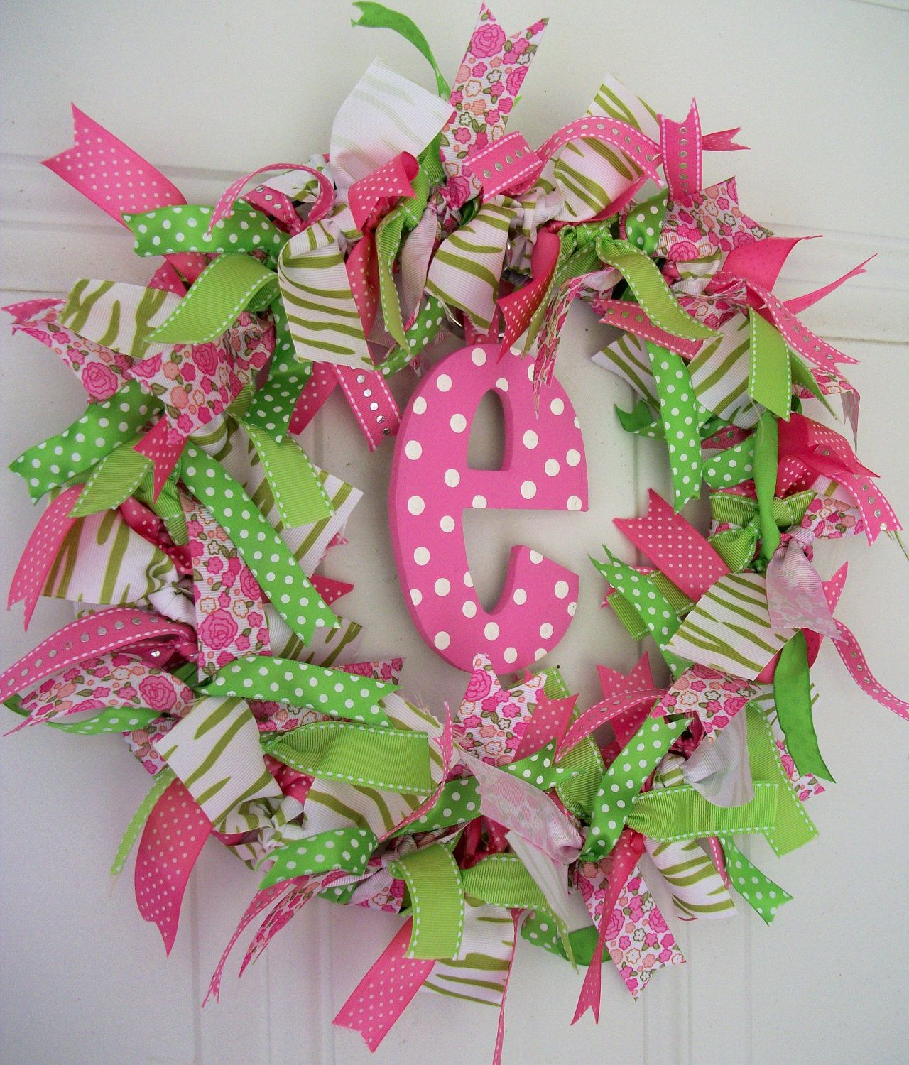 Wreaths! What Should Be My First DIY Initials, Doors and