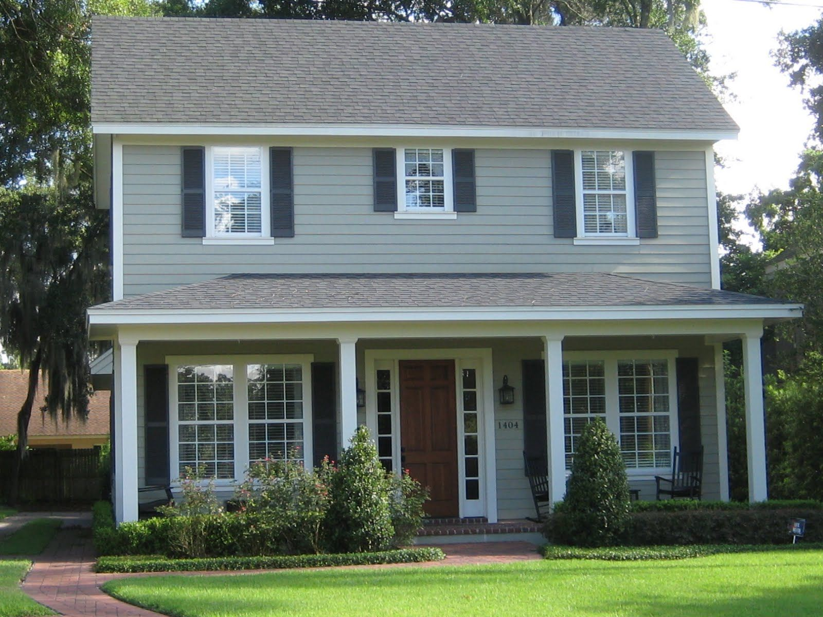 Florida Home Exterior Paint Colors