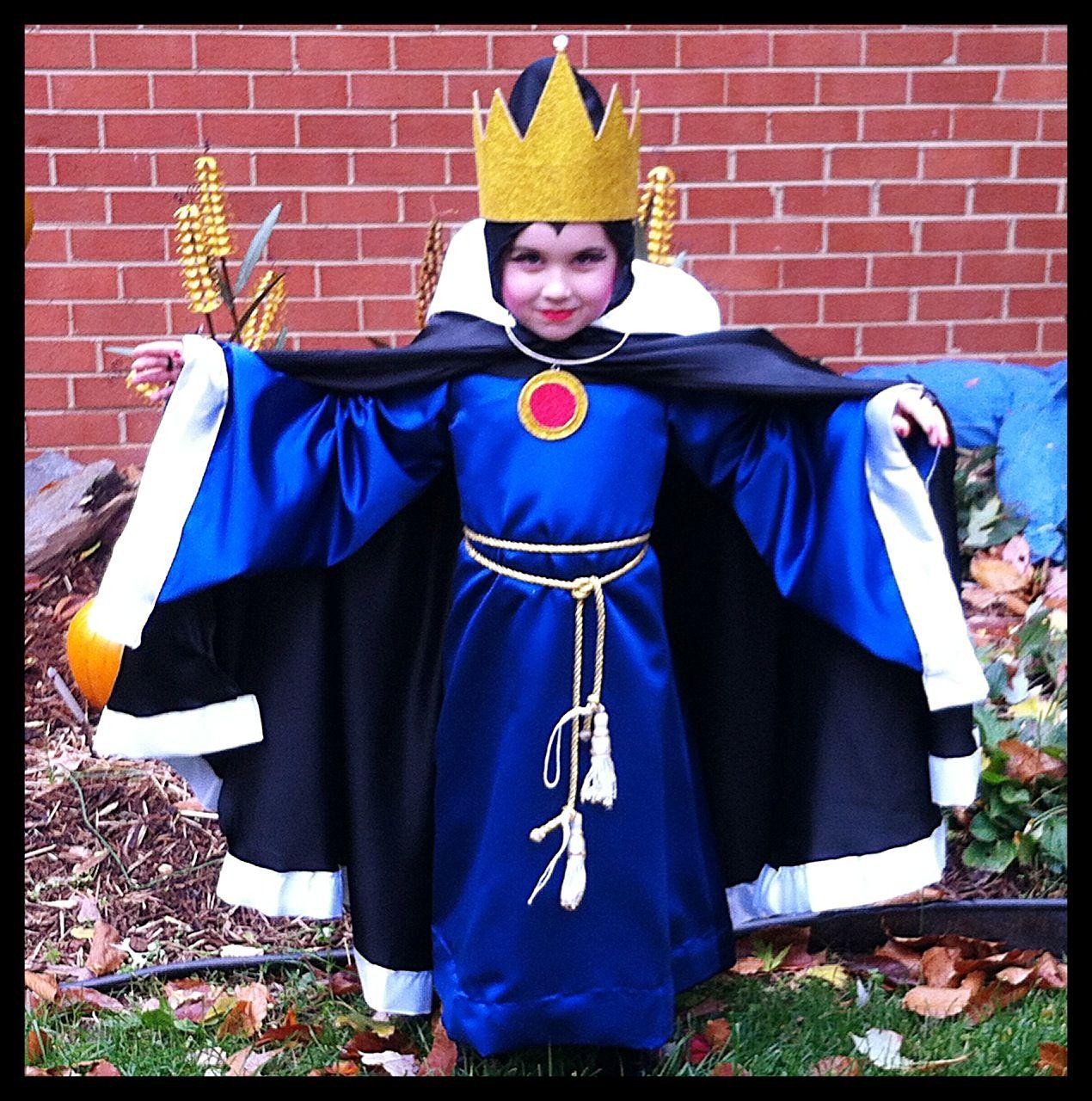 Snow White's Evil Queen Halloween costume Kids Costumes
