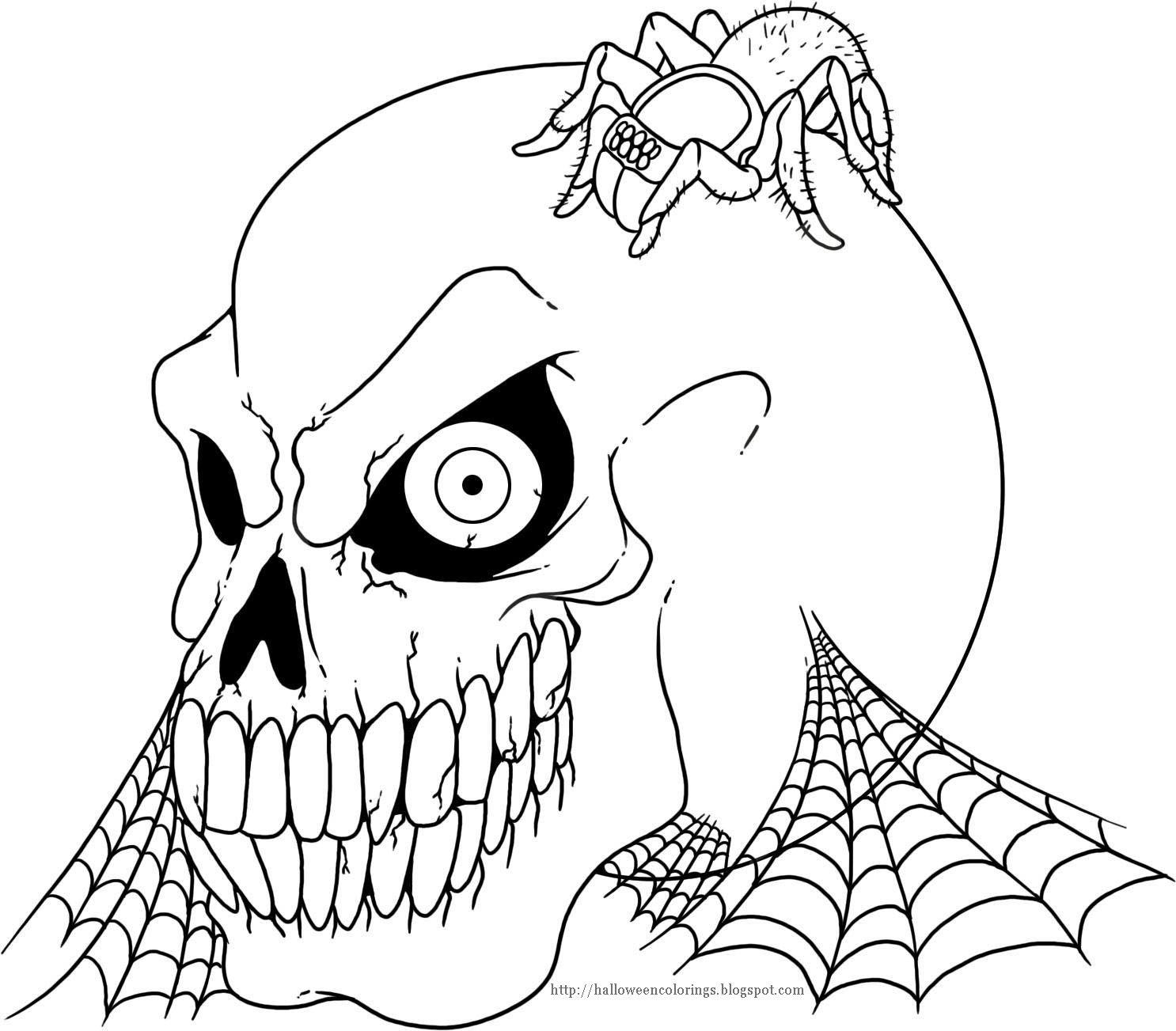 Skull Spider Halloween Witch Wizard Pumpkin Jack O Lantern Trick Or Treat Zombie Mummy Wolfman