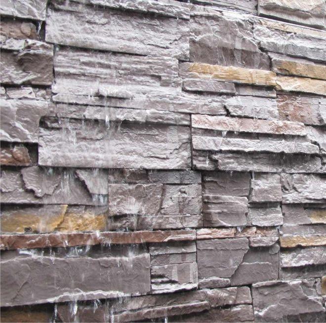 Diy water features waterwall casade effect 1200mm