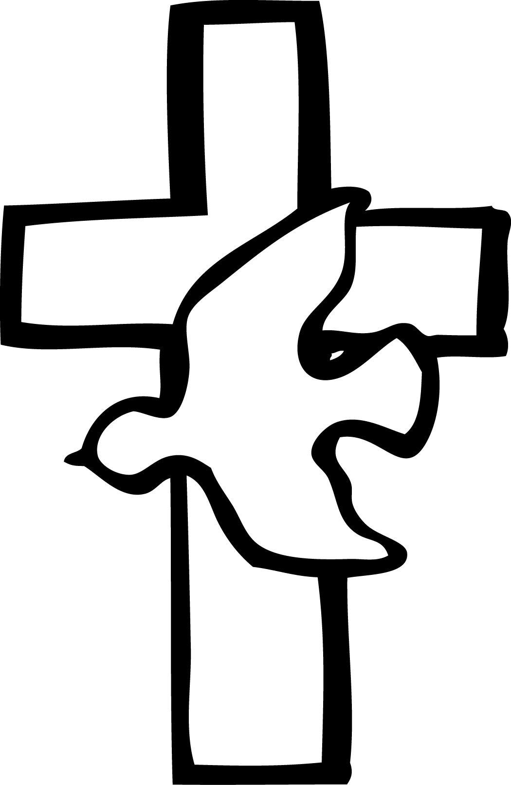 Catholic Cross Baptism Clip Art Clipart Panda