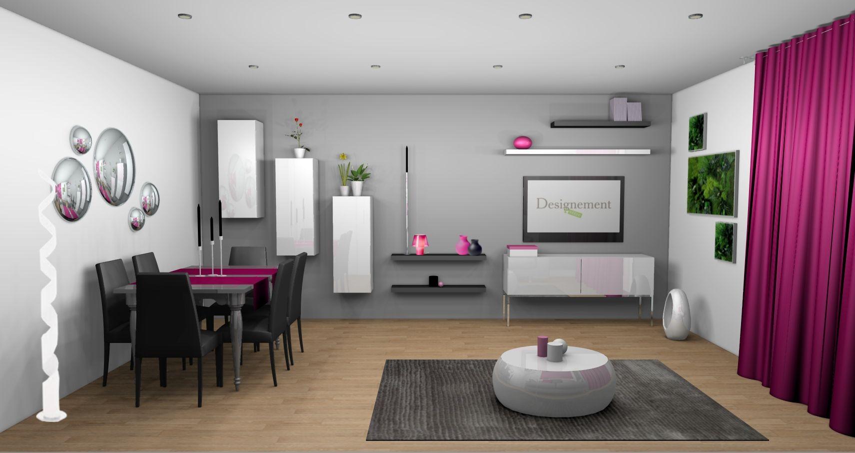 887AA1 Inspiration D C3 A9coration Interieur Salon Cocooning ...