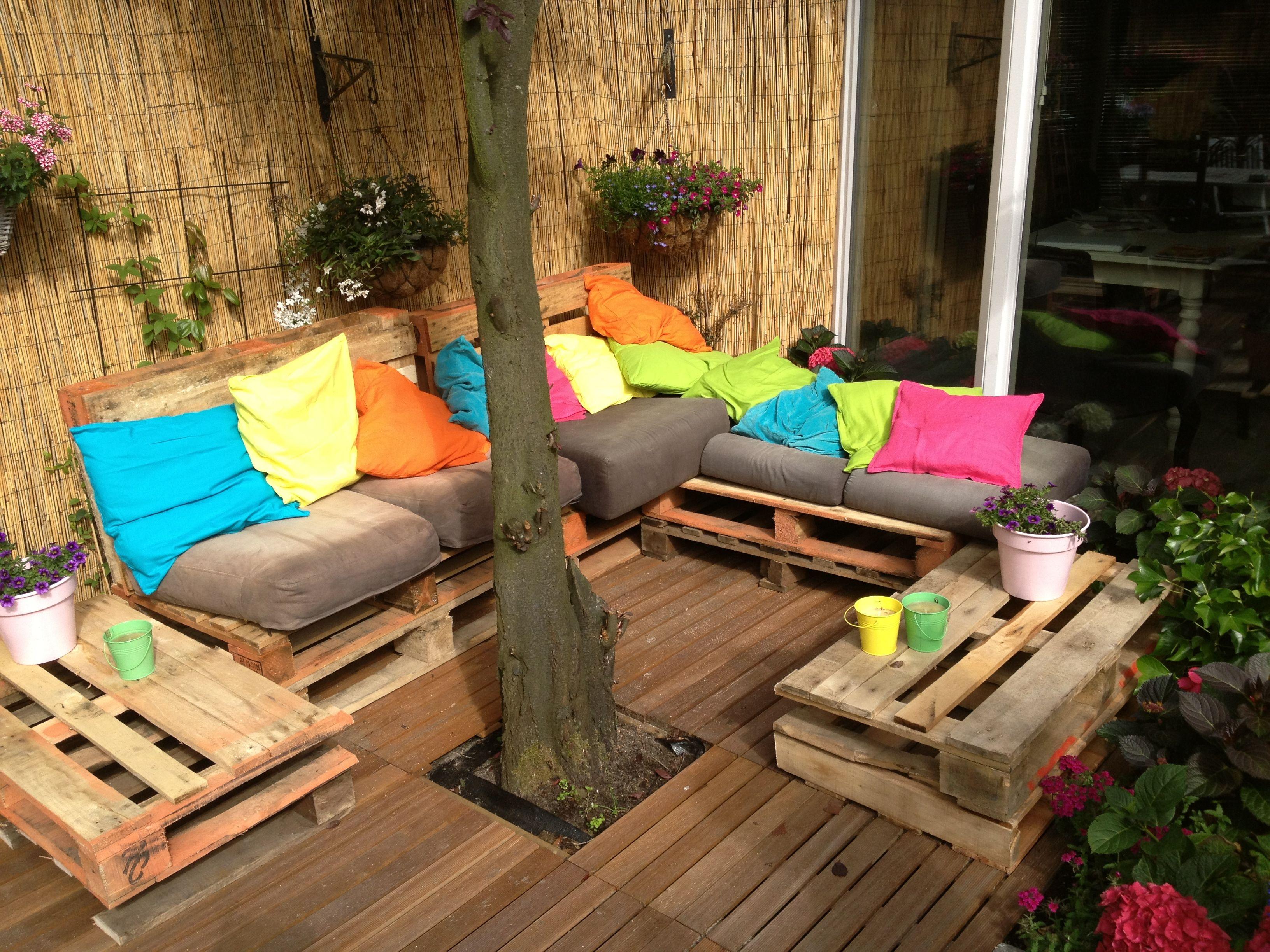 meubler son jardin sans se ruiner
