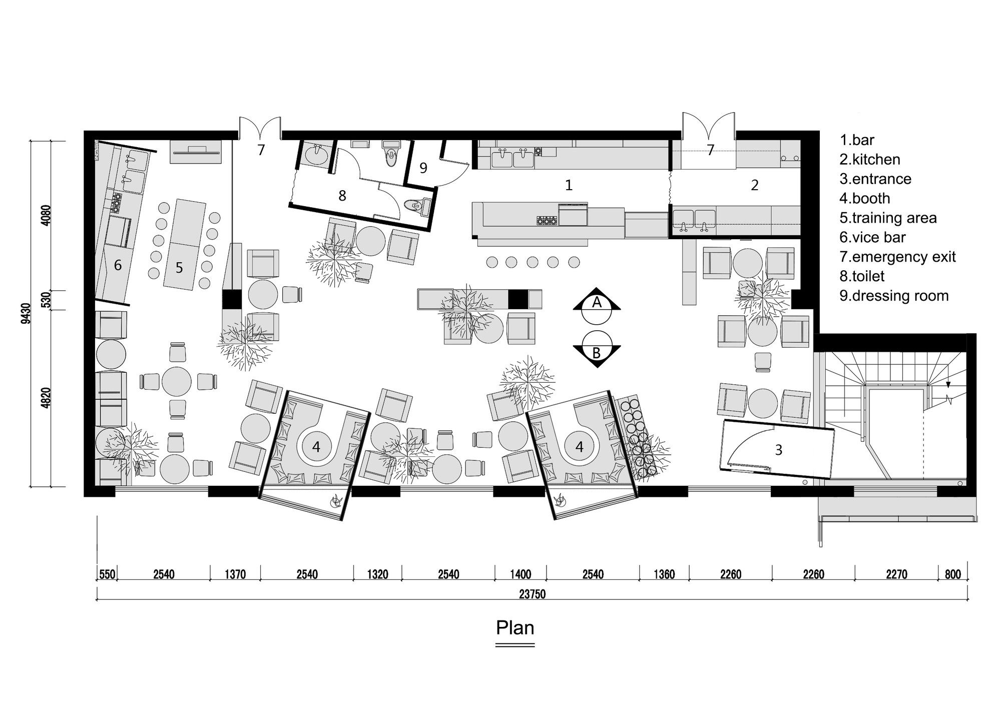 Design Floor Plans, Kale And