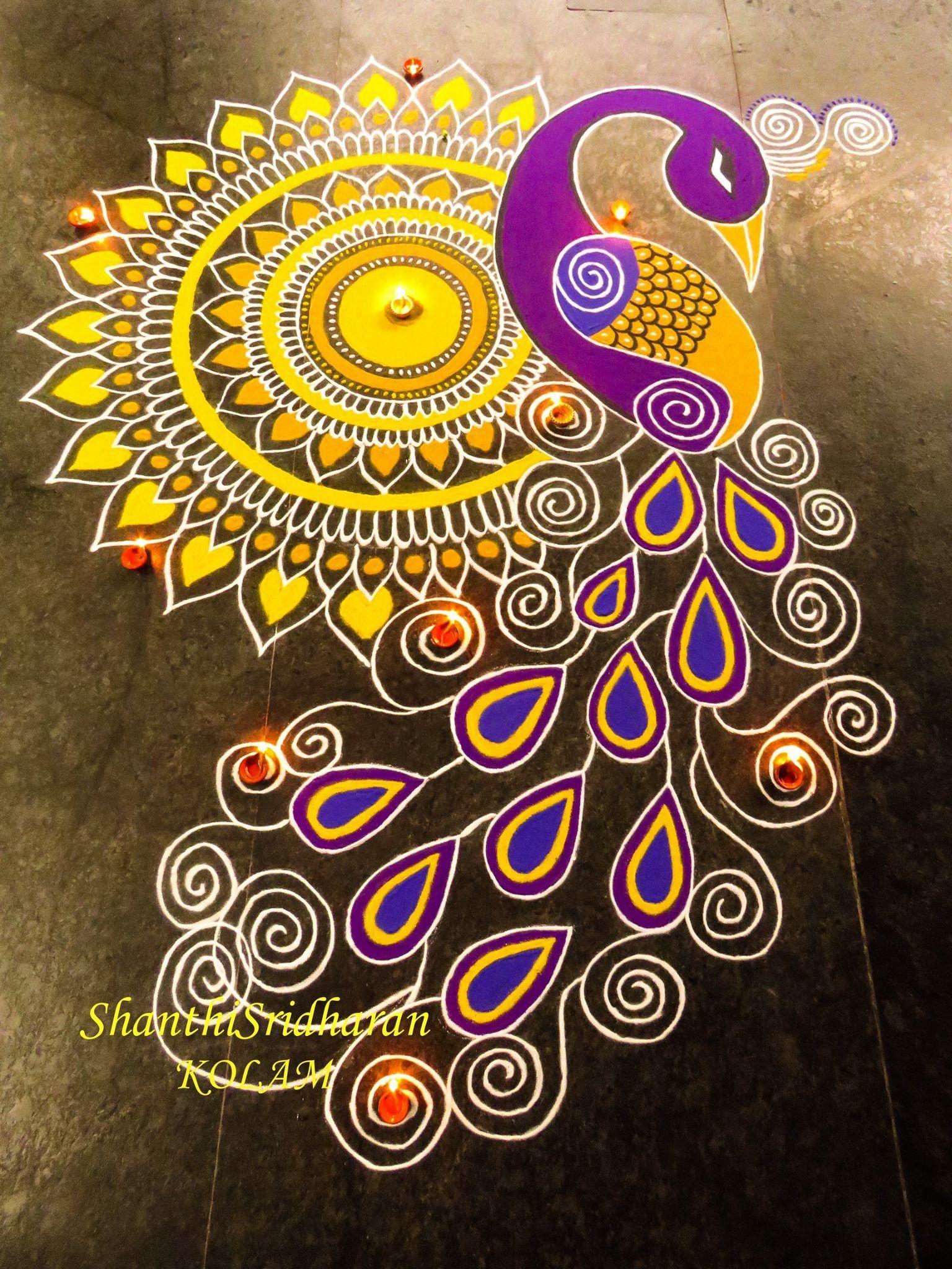Pin by Smit on Rangoli Pinterest Rangoli designs