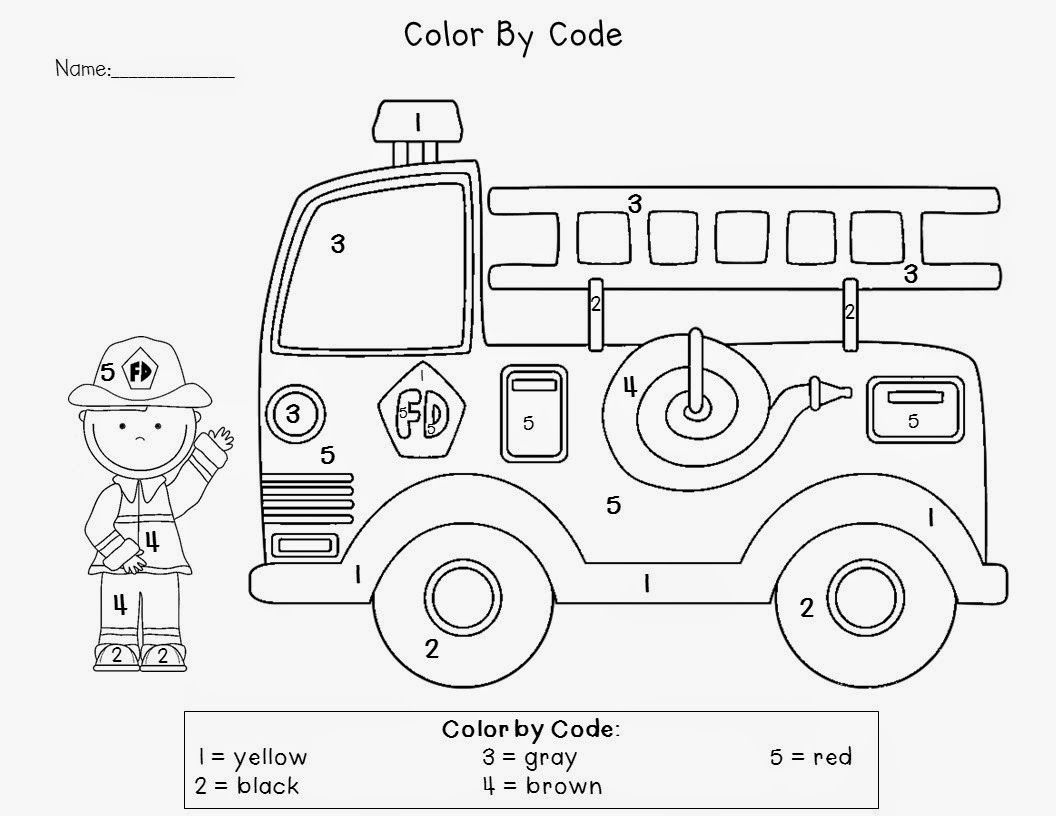 Warm Worksheet For Preschool