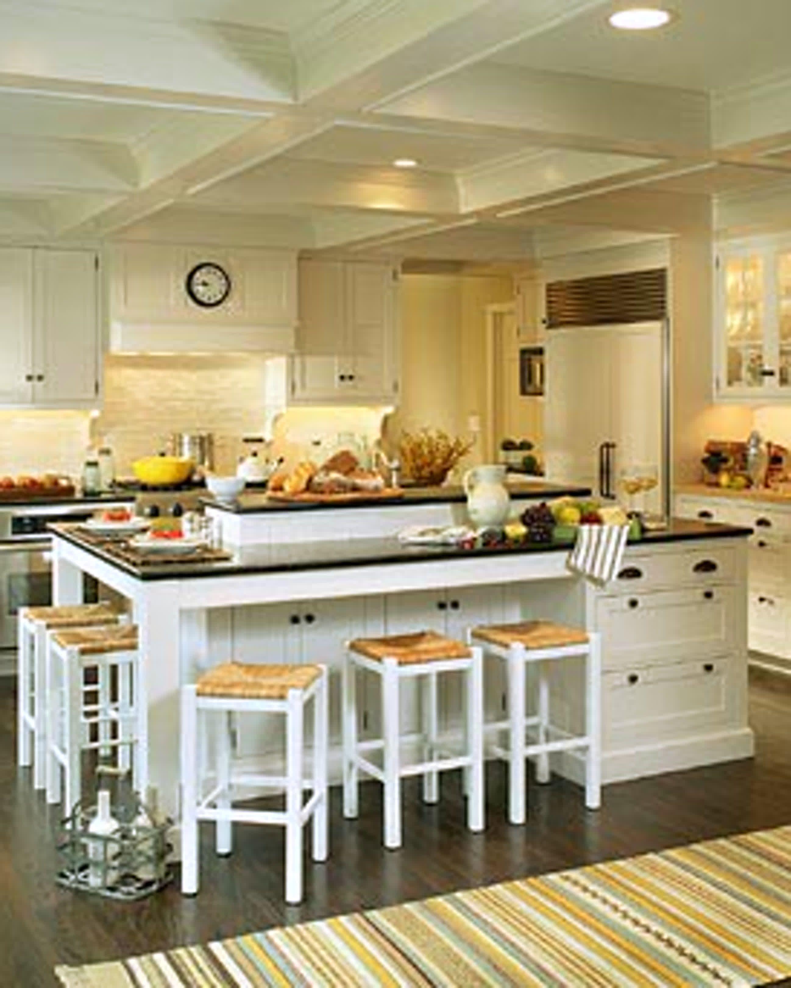 New Best White Kitchen Island With Seating Kitchen