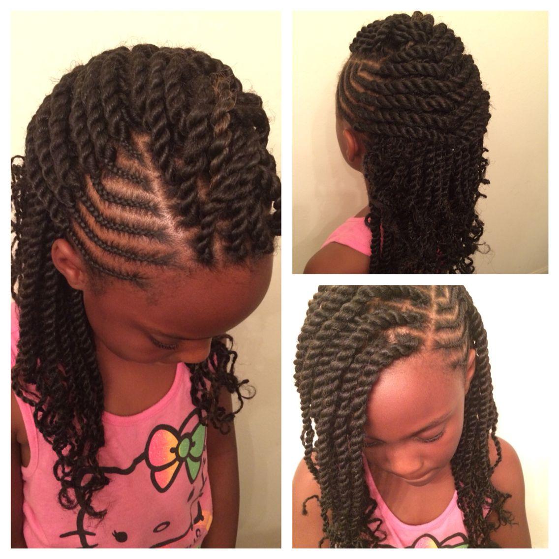 Marley Havana twists for little girls by uniquely_u