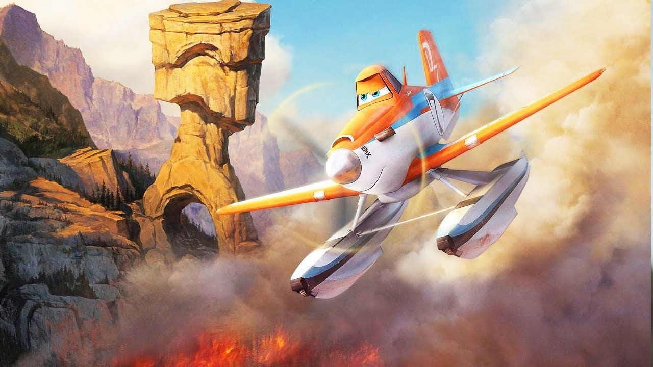 Planes Fire & Rescue Official Trailer (2014) [HD