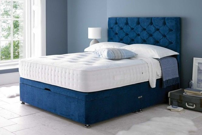 Monte Carlo Ottoman Bed Is Available Online With Beds On Legs