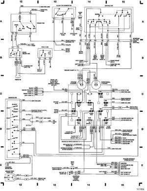 89 Jeep YJ Wiring Diagram | 89 Jeep YJ Wiring Diagram http