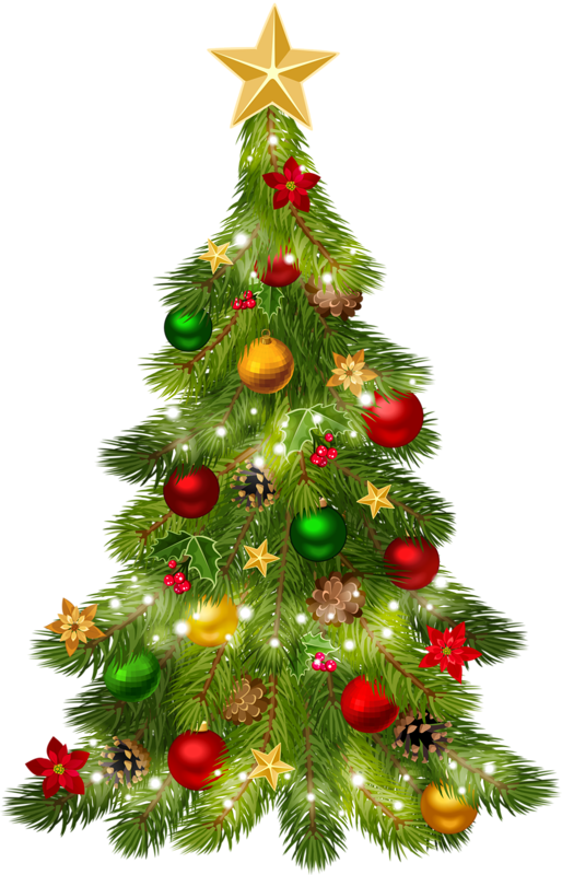CHRISTMAS TREE CLIP ART Jul Pinterest Clip art