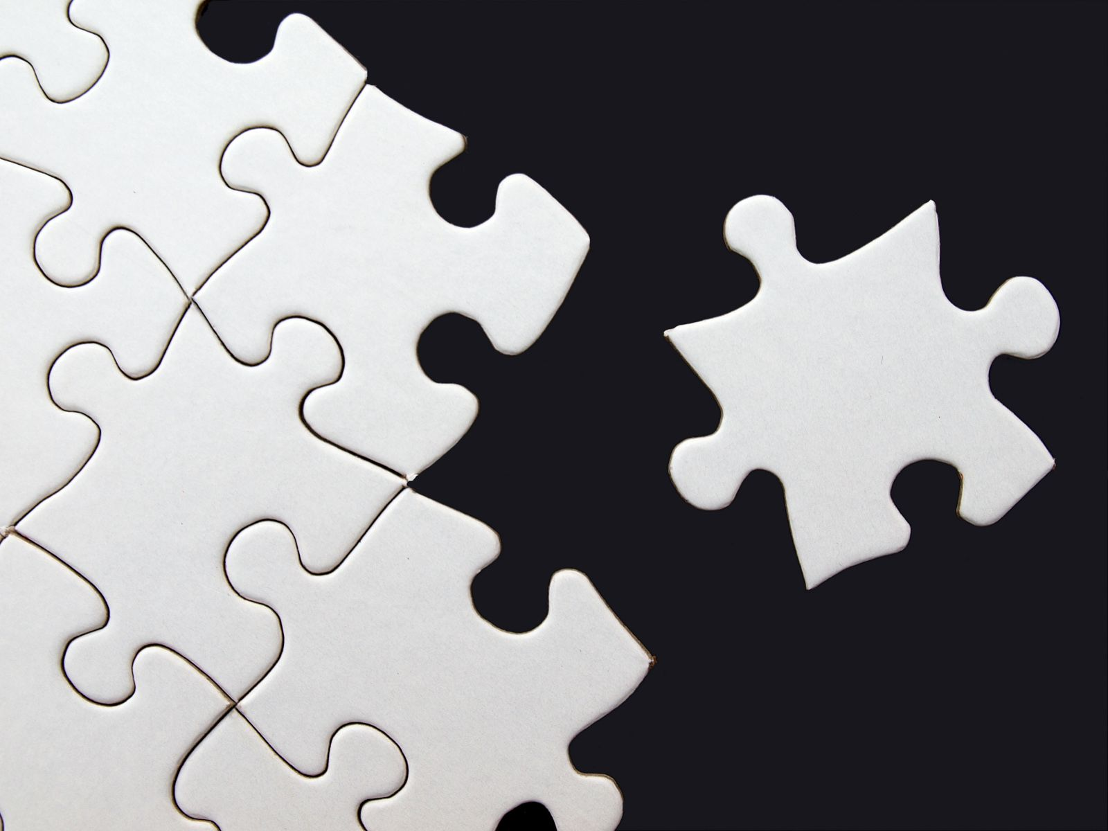 blank puzzle free ppt backgrounds image vector clip art