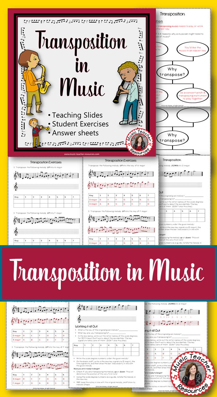 Music Y Tr Nspositi Music Expl N Ti Nd Music