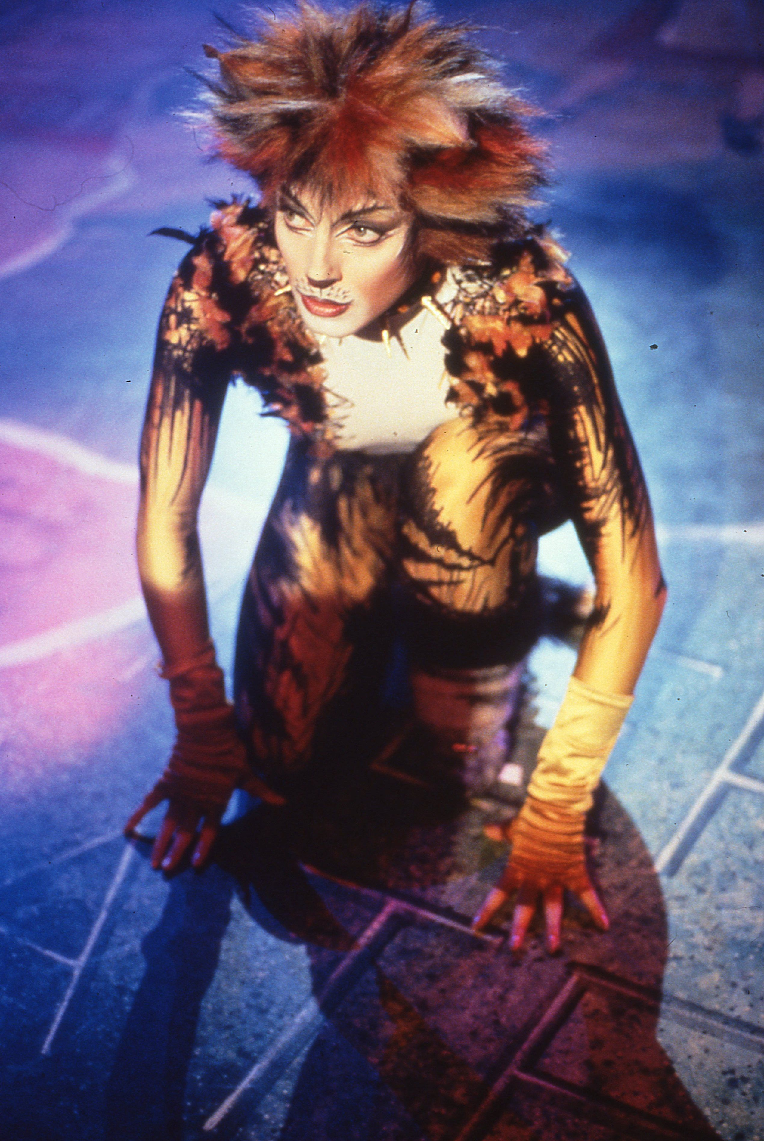 Cats on Screen Cats the Musical Cats Pinterest