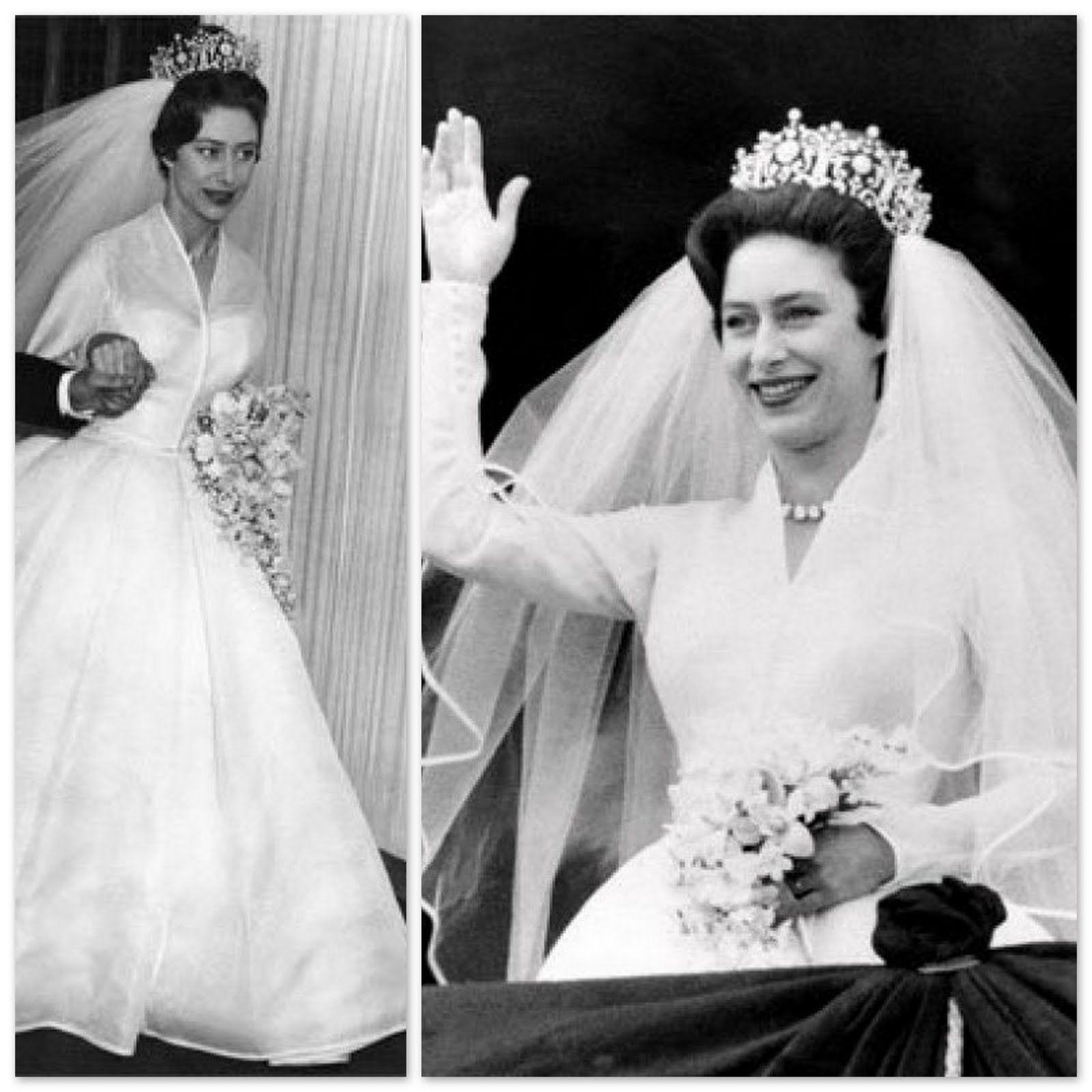 wedding 1960 princess Margaret ROYAL WEDDING Pinterest