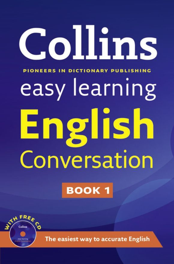 COLLINS EASY LEARNING ENGLISH CONVERSATION, BOOK 1 ...