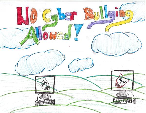 2014 Cyber Security Awareness 'Kids Safe Online Poster