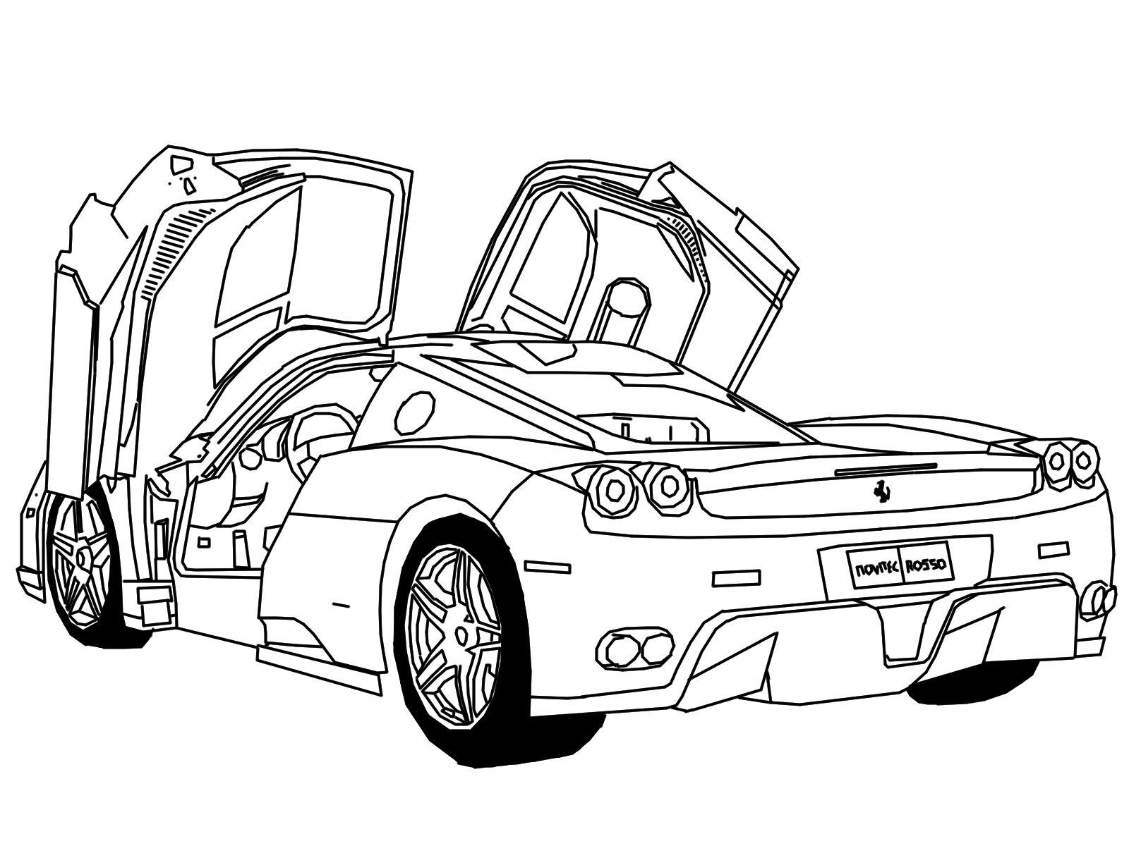 Ferrari vehicles car vehicle