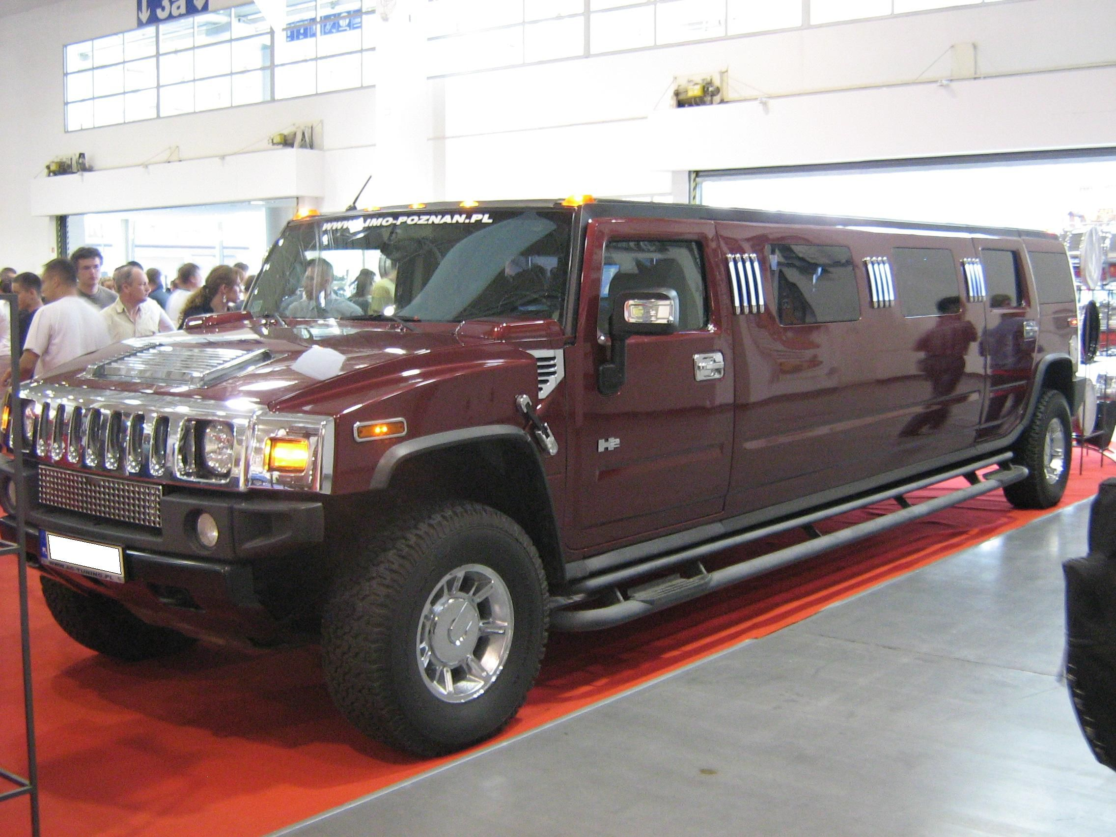 Hummer H2 Limo HD Background I just located this amazing stylish