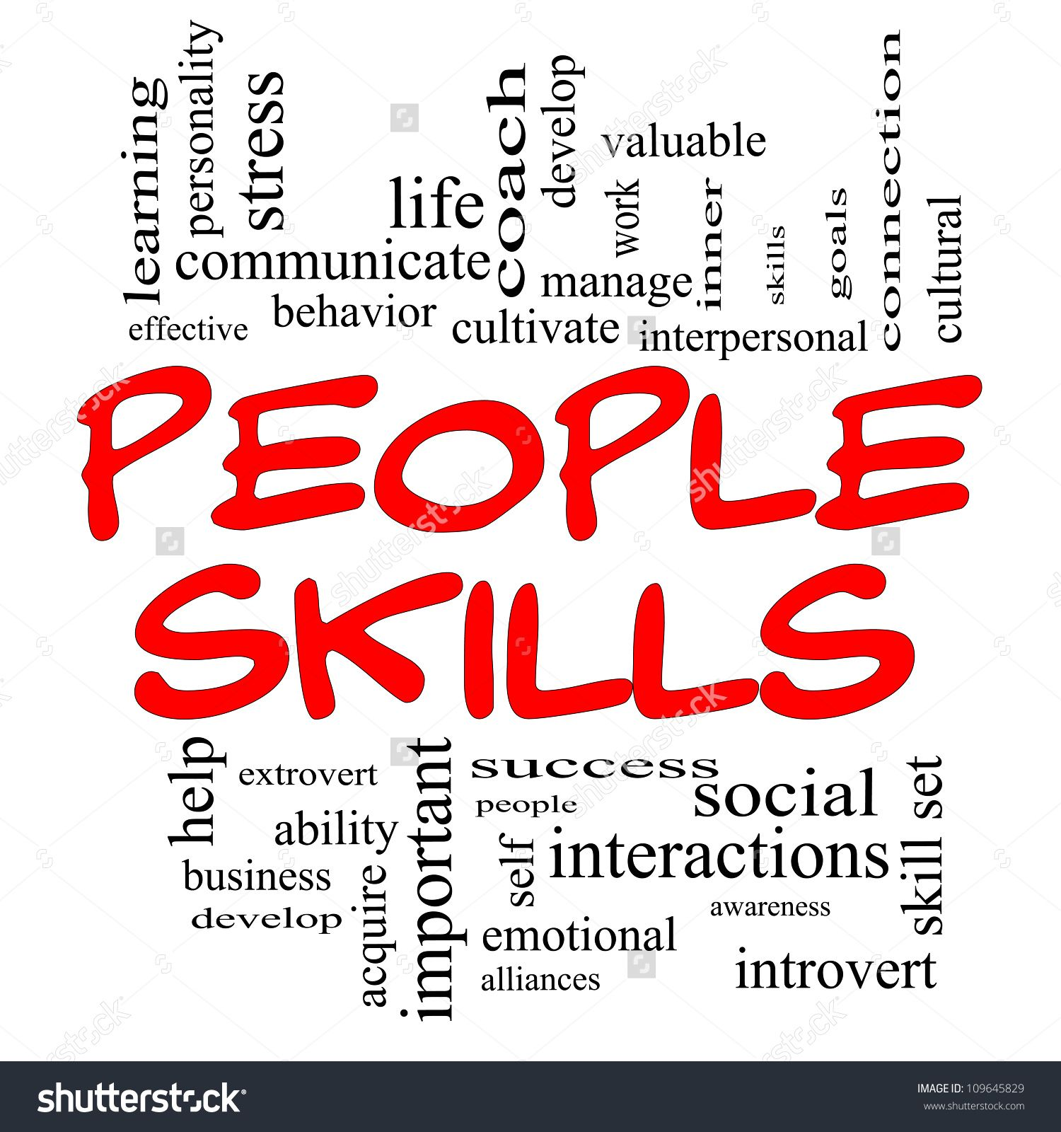 Good People Skills Are Not Simply So People Will Like