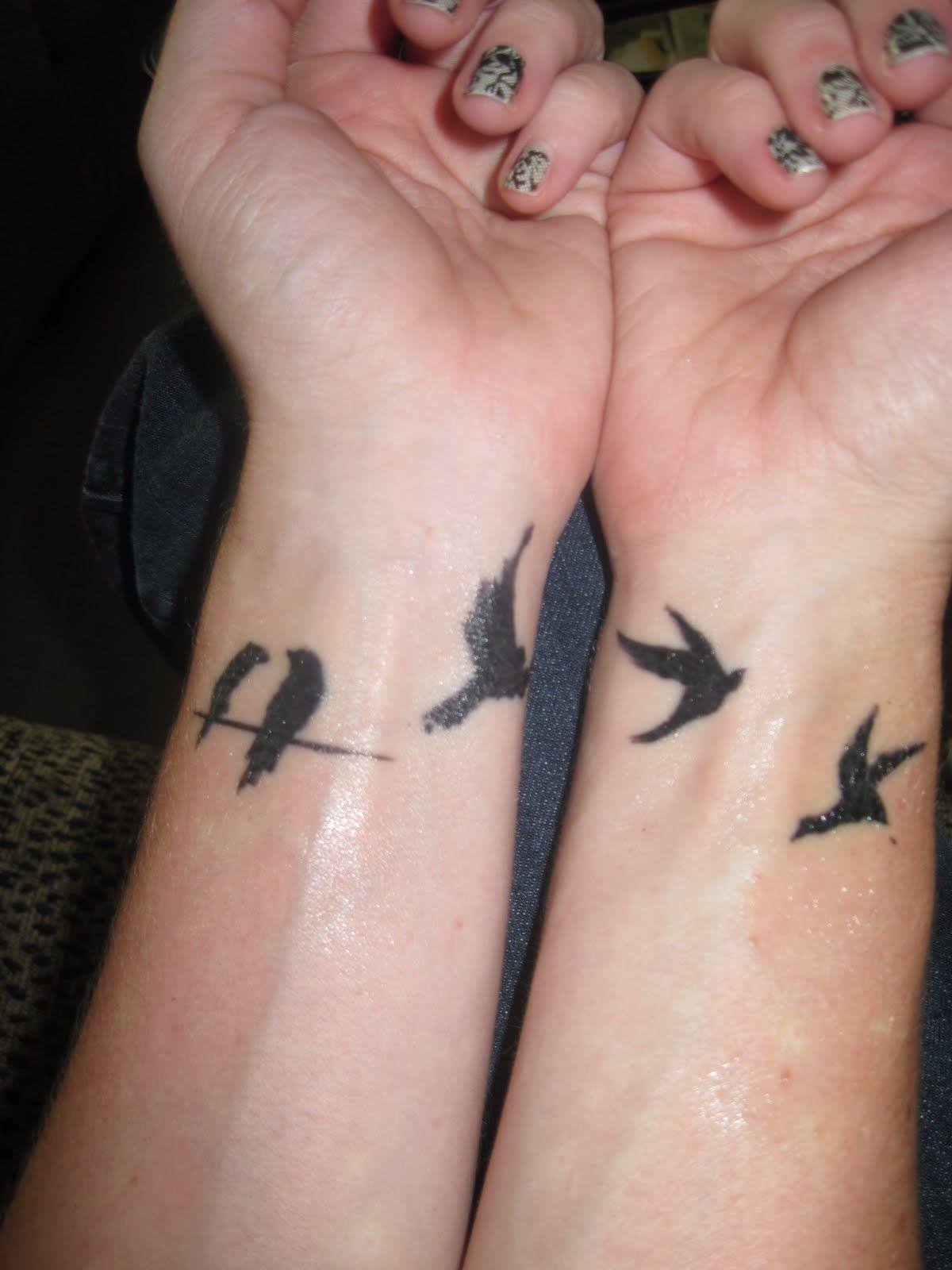 30 Small Tattoos for Girls Design Ideas Small bird