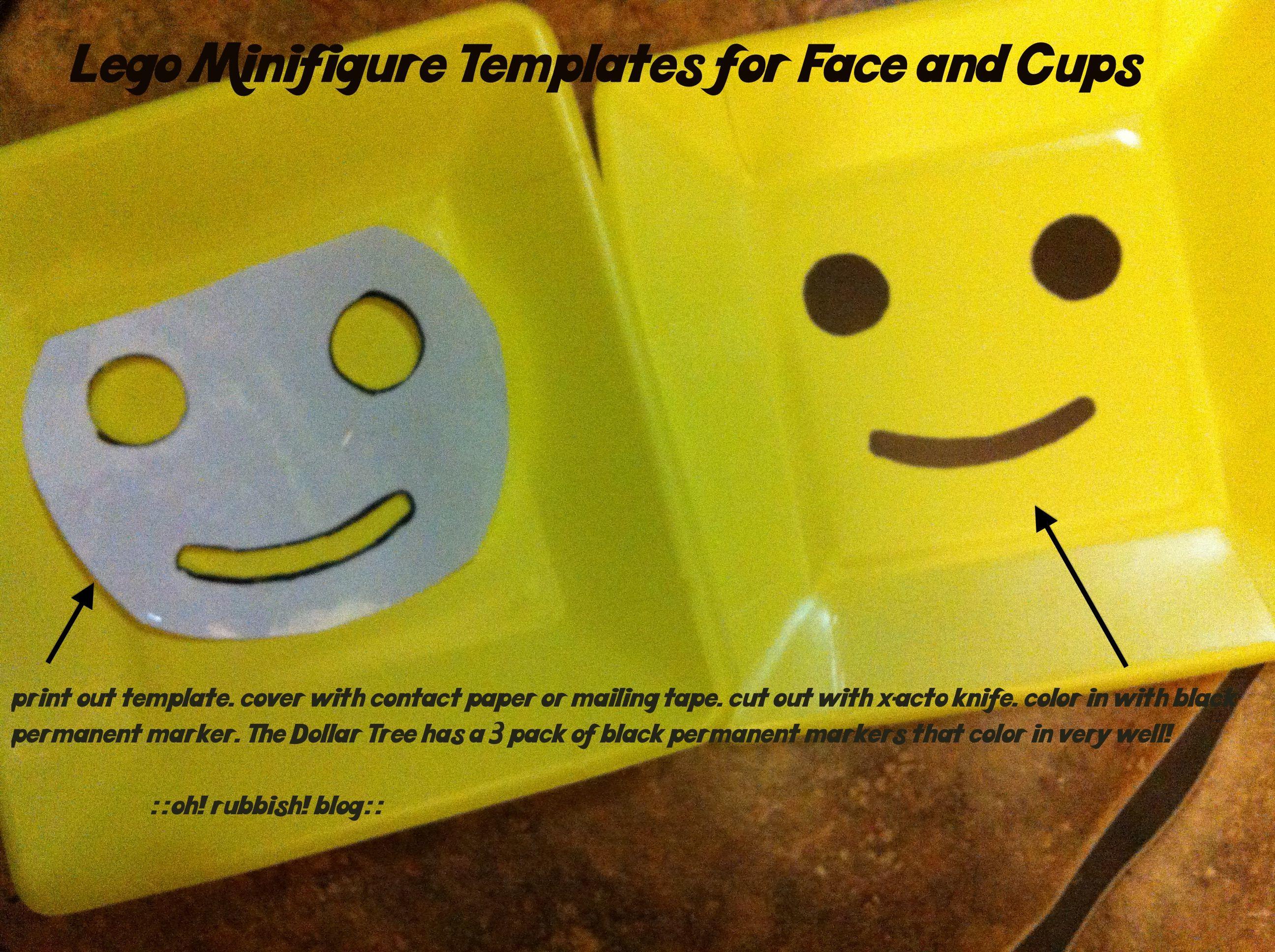 Best 25 Face Template Ideas