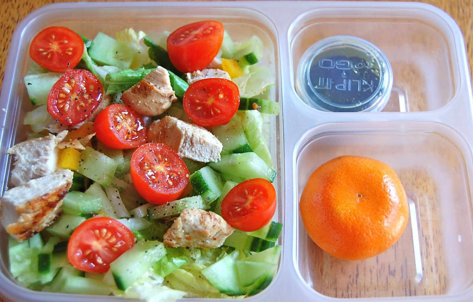 This girl has awesome tips on eating clean and staying
