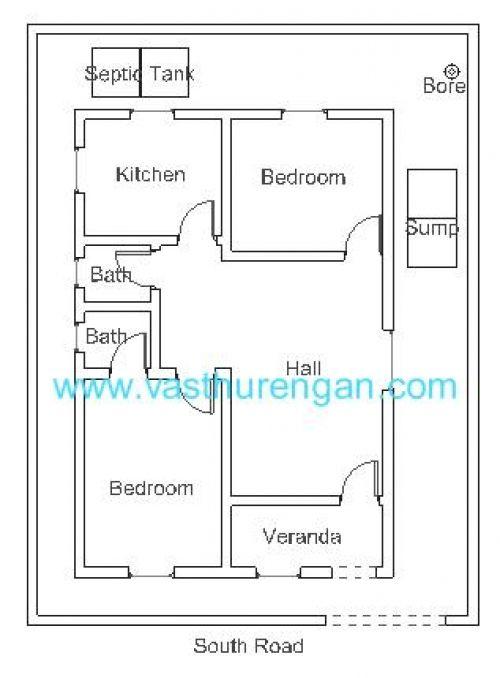 Vastu Plan For South Facing Plot 1jpg 500678 Kl