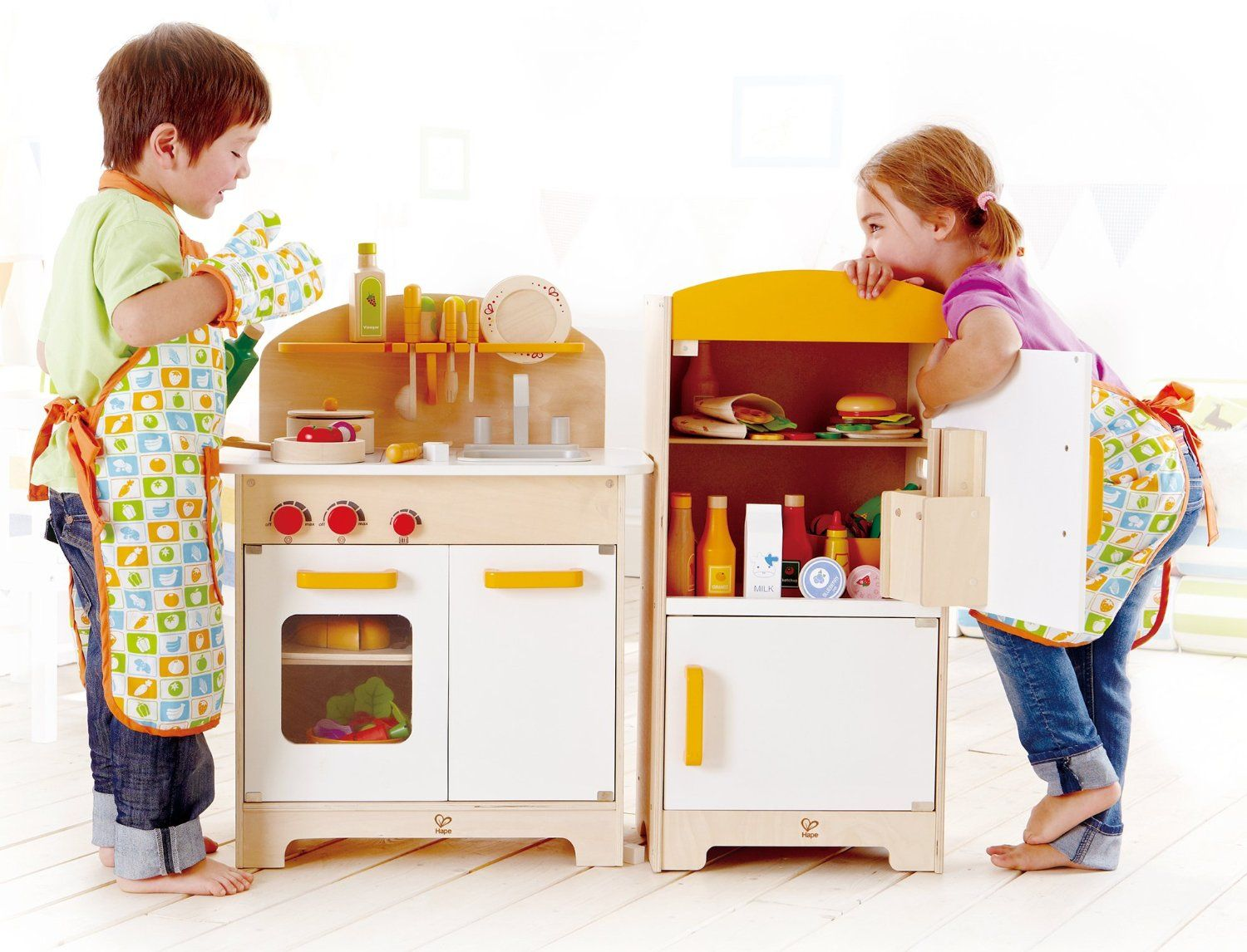 Hape Playfully Delicious Gourmet Kitchen