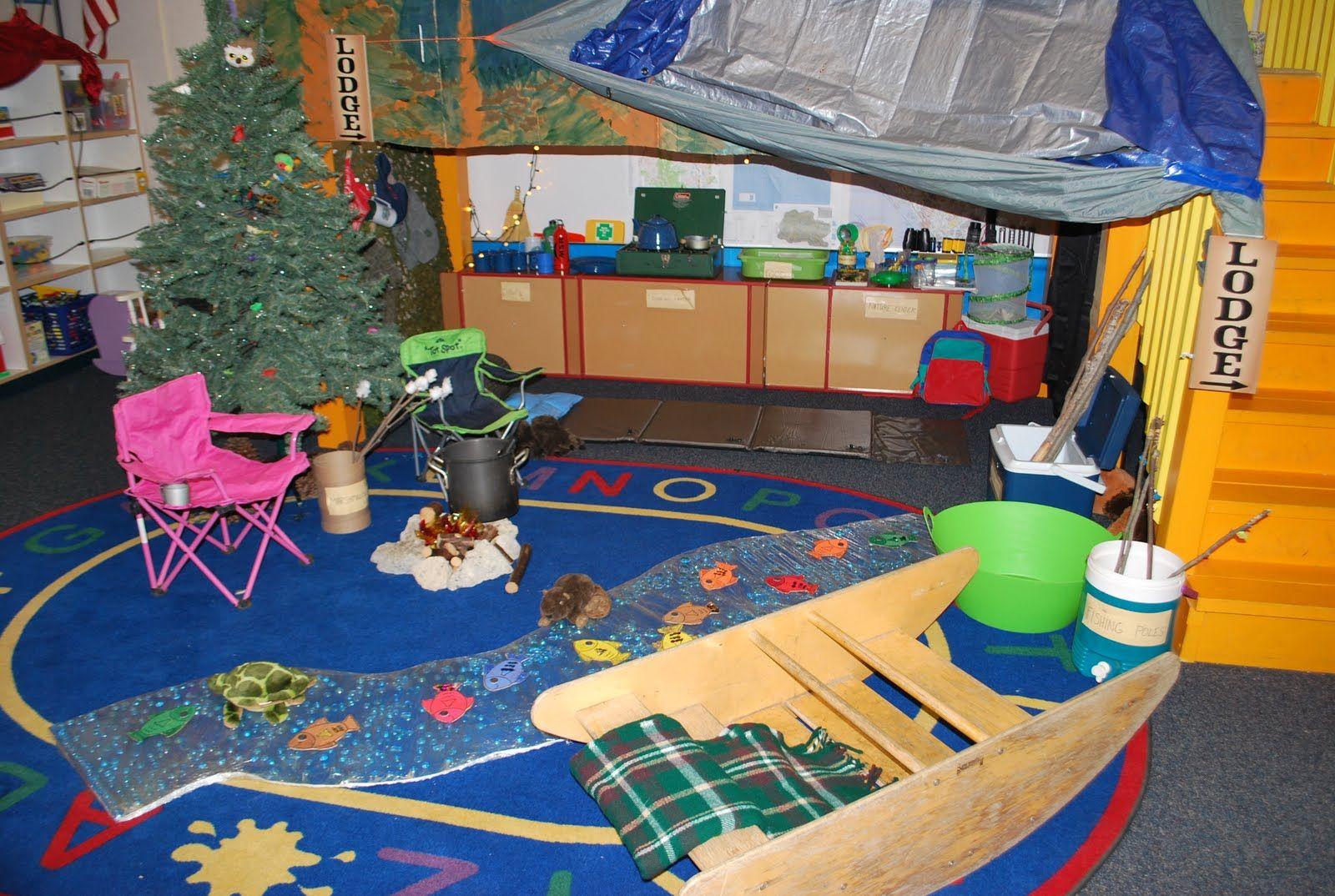 Laguna Preschool Curriculum Camping And Native American