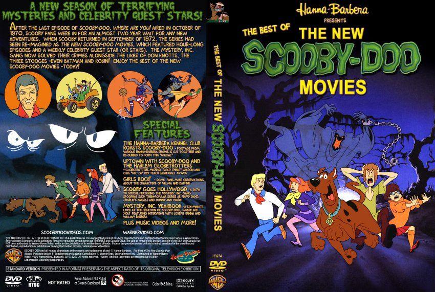 the new scooby doo movies Scooby Doo Pinterest