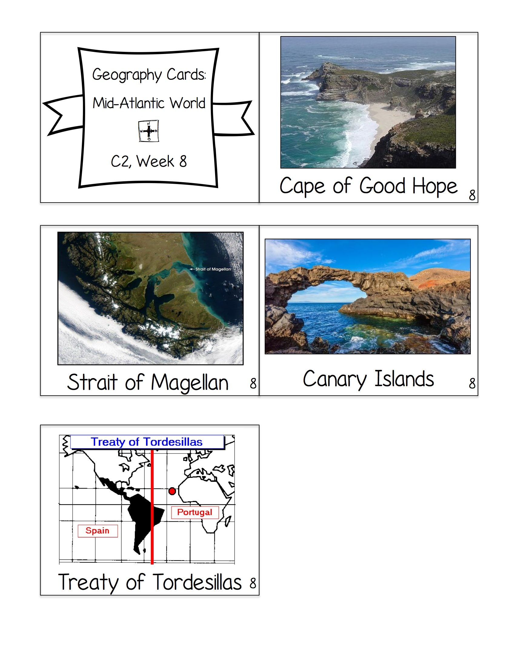 Geography Cc C2 W8