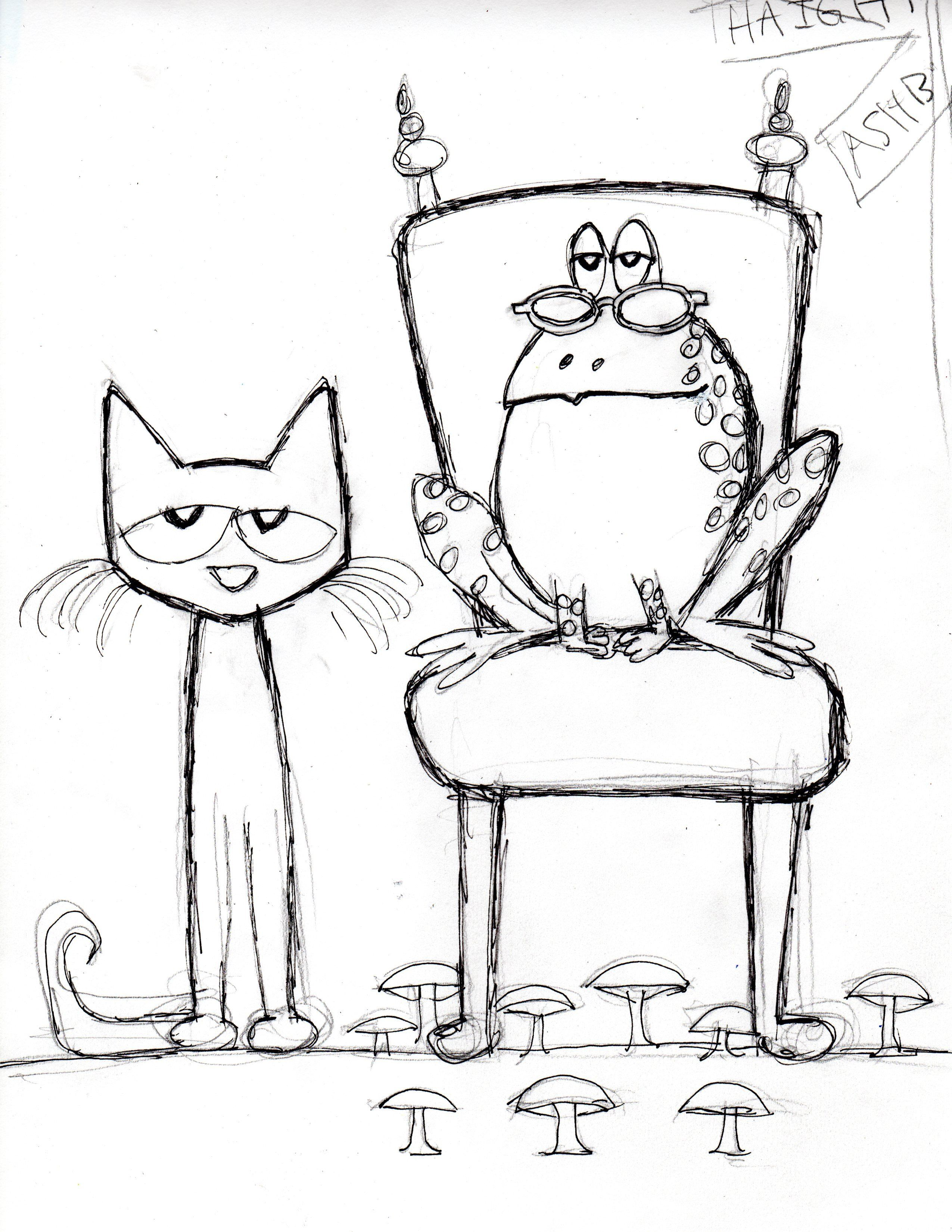 Clipart Pete The Cat