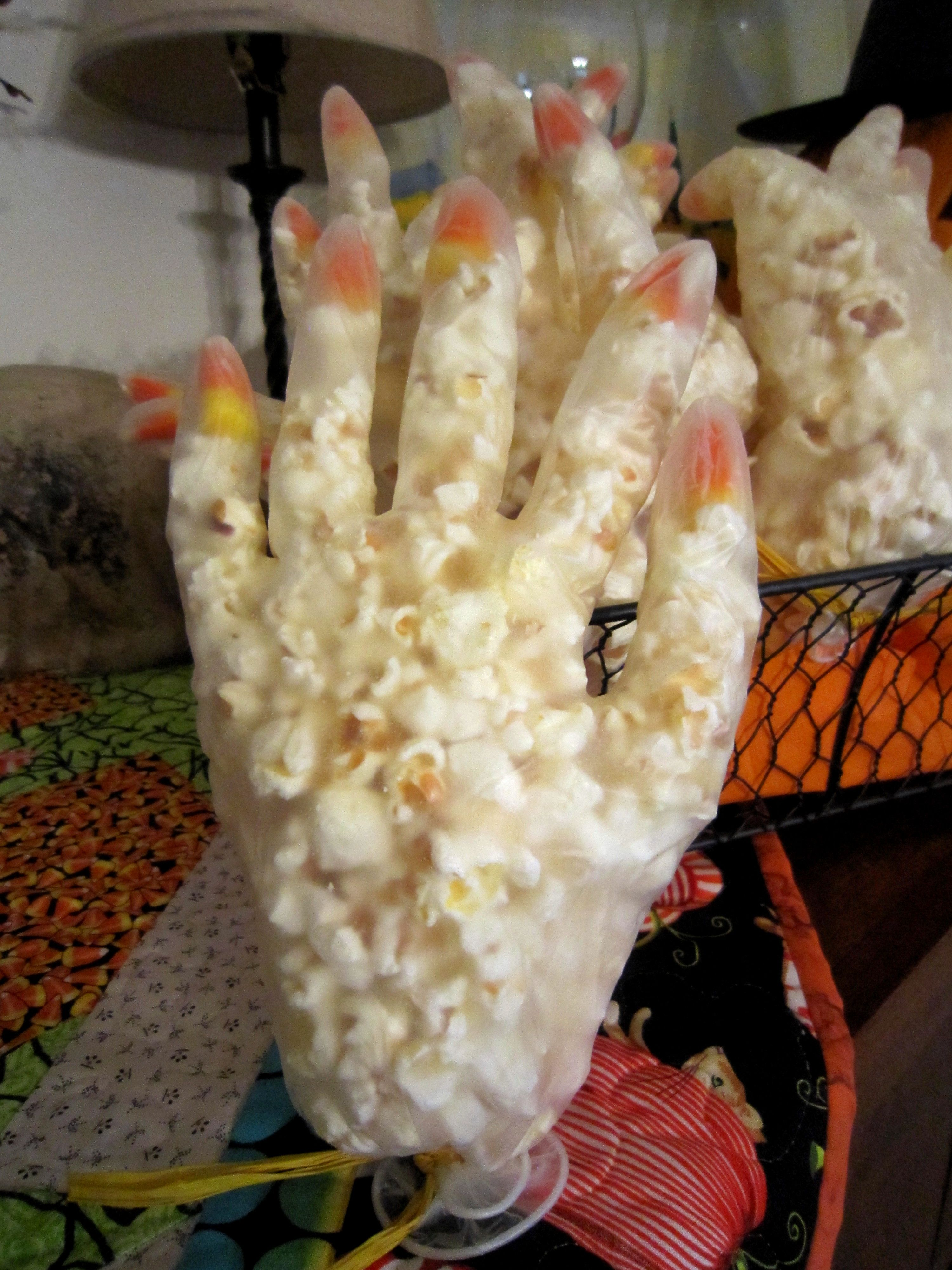 Halloween Party Ideas for Kids and Teens! (Popcorn & Candy