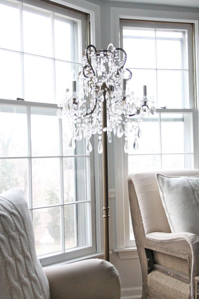 Chandelier Floor Lamp Diy Chandeliers Are Decorative Or Ornamental Light Fixtures That Employed For Ceiling Lighting
