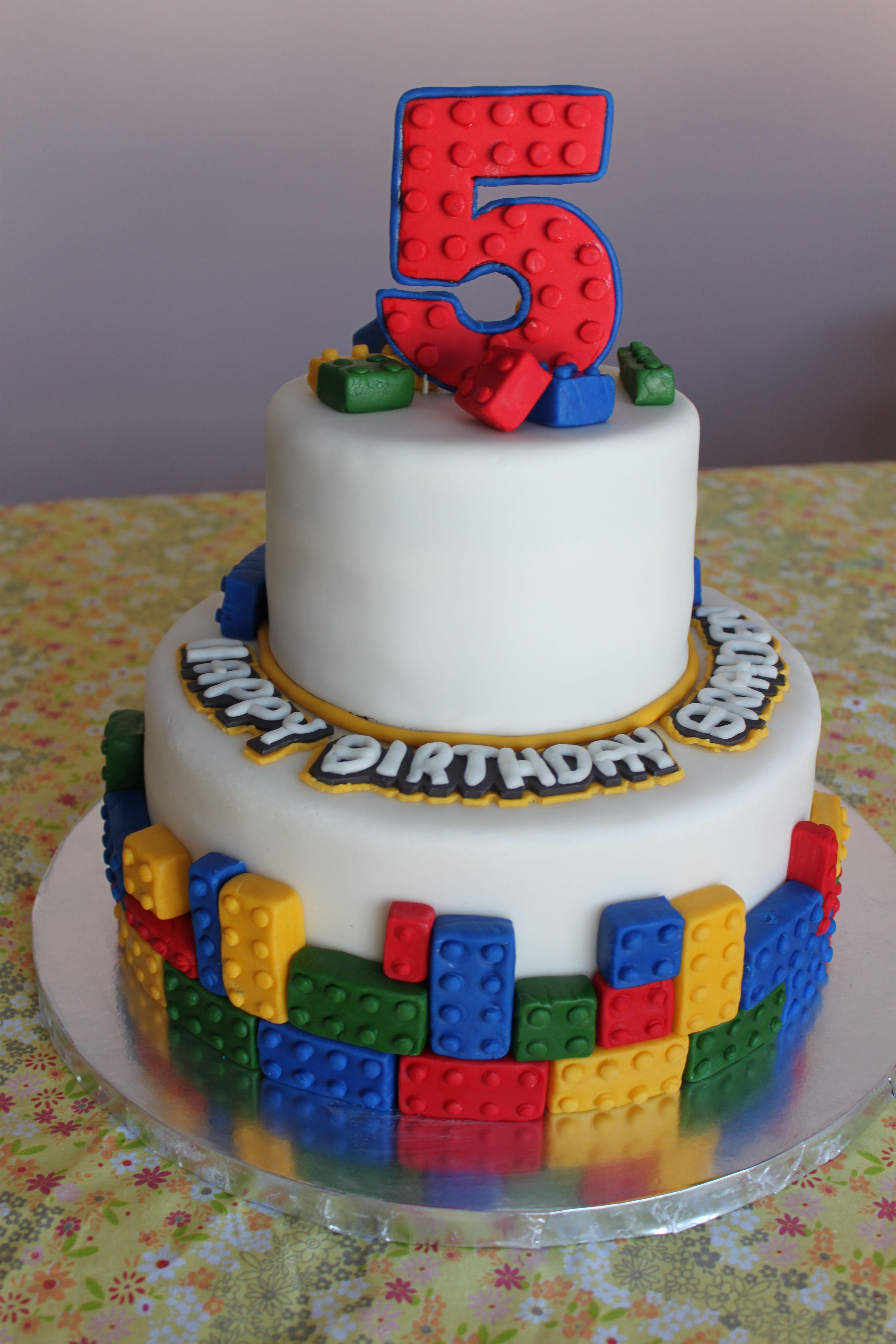 Lego Cake Legos Lego Movie