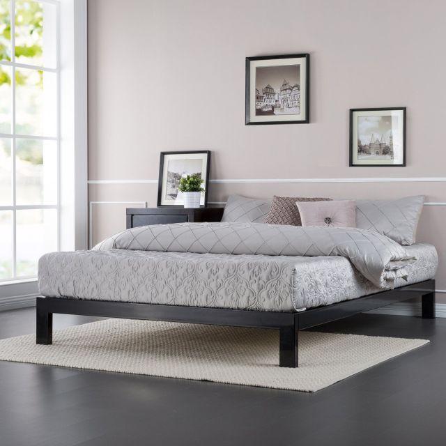 Amazon Zinus Modern Studio Platform 2000 Metal Bed Frame