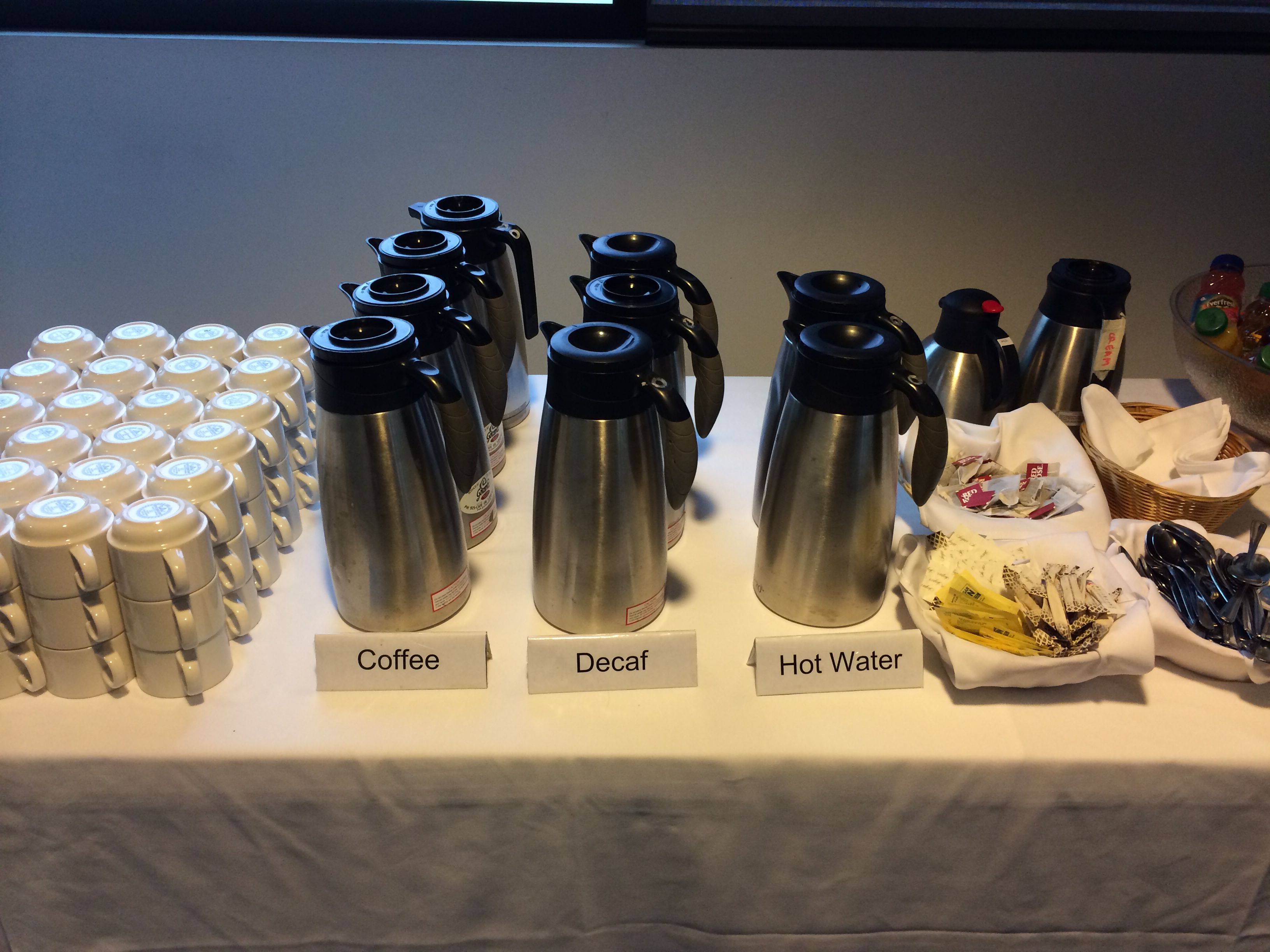 Coffee Station Storm Catering Pinterest Coffee