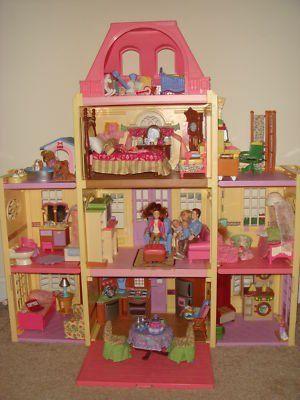 Fisher Price Loving Family Dream Dollhouse Furniture
