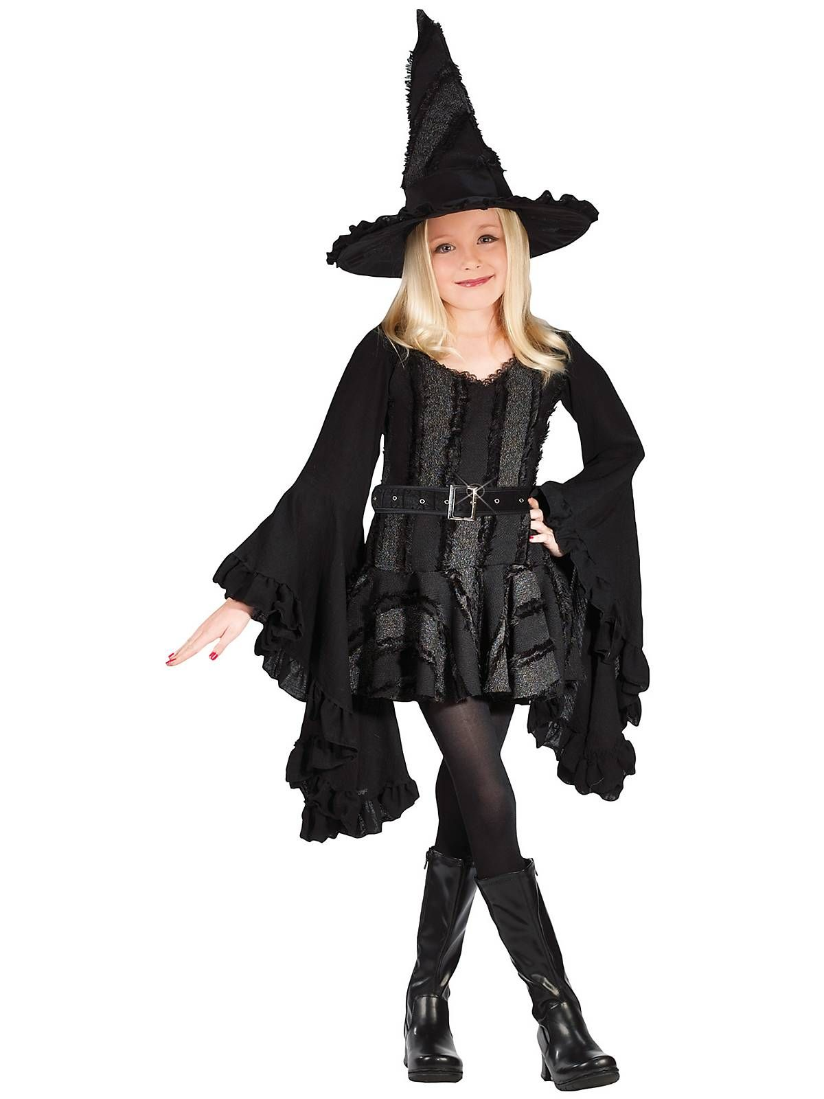 Stitch Witch Child Costume Wholesale Witch Costumes for
