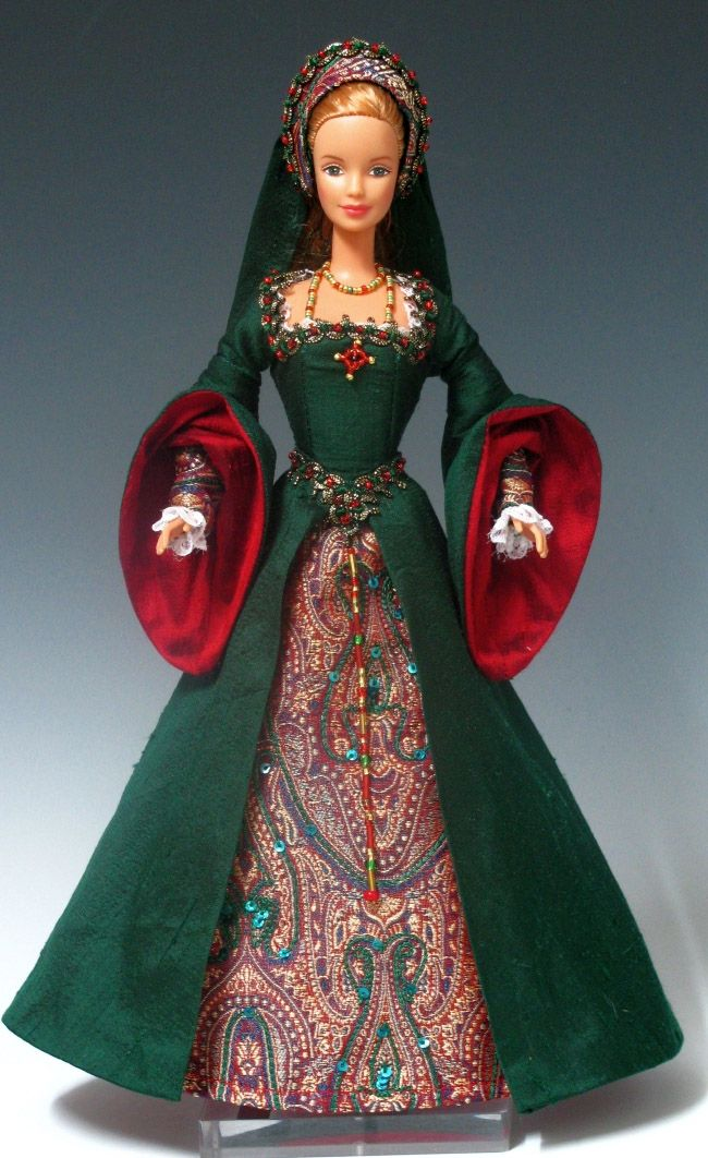 History barbie One of a Kind Barbies Pinterest Style