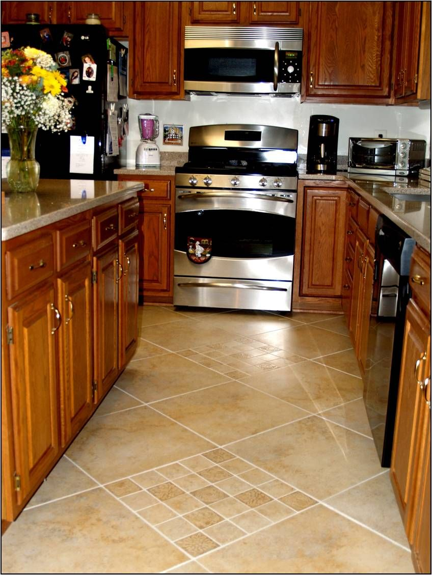 kitchen flooring ideas love this... Floored Flooring