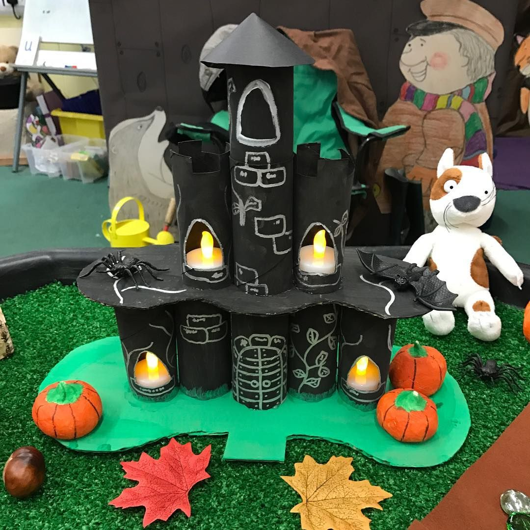 The Witches Castle From Room On The Broom Eyfs Roleplay Smallworld Inspired By You