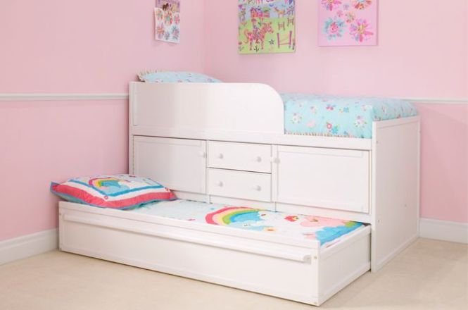 Our Sleepover Beds Are Perfect For When Your Child Has Friends Round The Pull Out Bed Is Easy To Use And Can Be D Away Neatly Not In